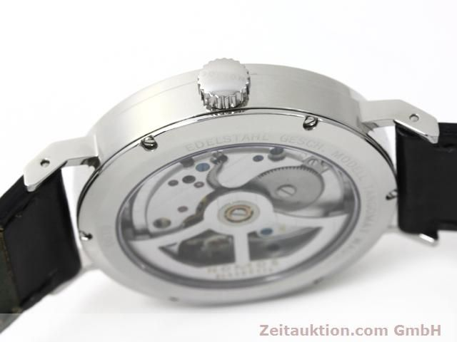 Used luxury watch Nomos Tangomat steel automatic Kal. 5606  | 140175 11