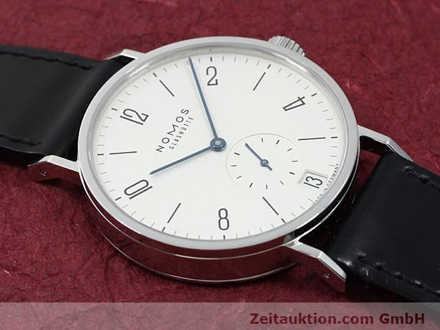 Used luxury watch Nomos Tangomat steel automatic Kal. 5606  | 140175 14