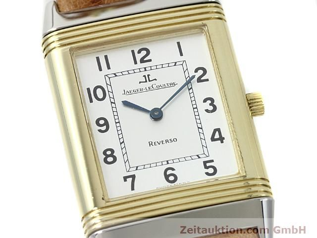 Used luxury watch Jaeger Le Coultre Reverso steel / gold manual winding Kal. 846 Ref. 250.5.86  | 140177 02