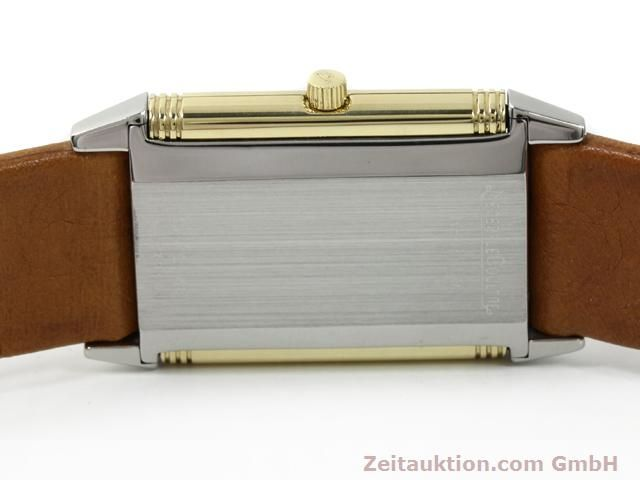 Used luxury watch Jaeger Le Coultre Reverso steel / gold manual winding Kal. 846 Ref. 250.5.86  | 140177 09