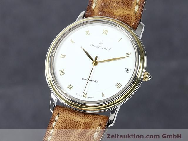 Used luxury watch Blancpain Villeret steel / gold automatic Kal. 95  | 140178 04