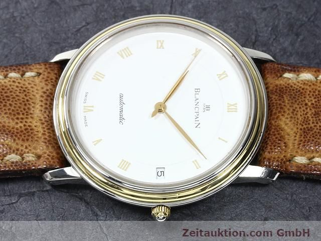 Used luxury watch Blancpain Villeret steel / gold automatic Kal. 95  | 140178 05