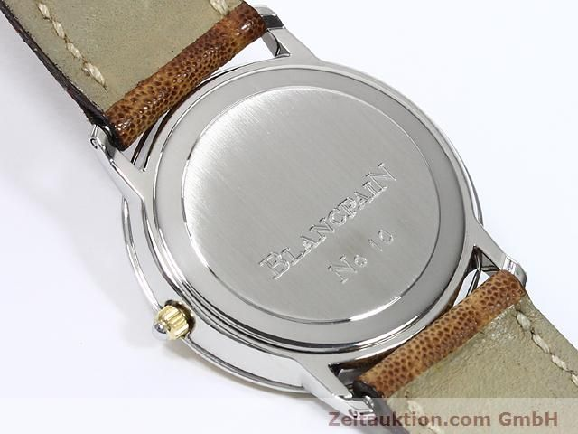 Used luxury watch Blancpain Villeret steel / gold automatic Kal. 95  | 140178 10