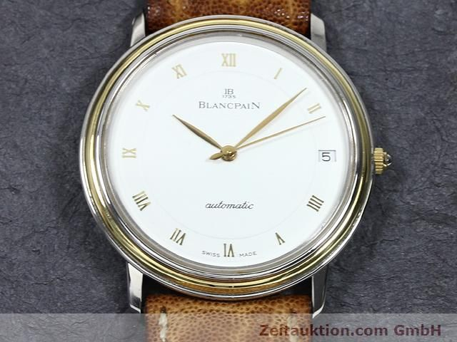 Used luxury watch Blancpain Villeret steel / gold automatic Kal. 95  | 140178 15