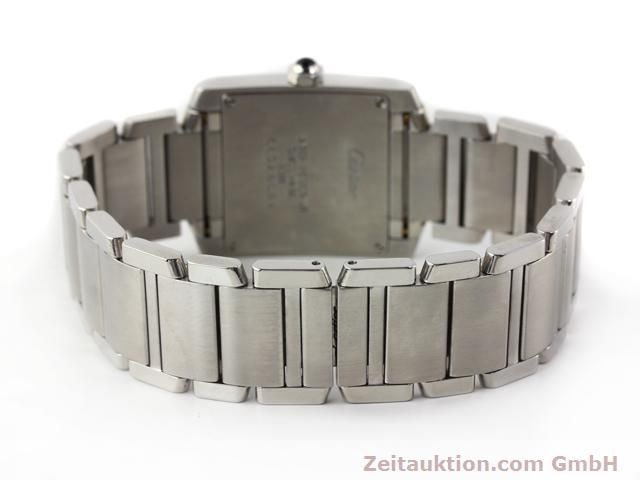 Used luxury watch Cartier Tank steel quartz Kal. 157.06 Ref. 2301  | 140179 11