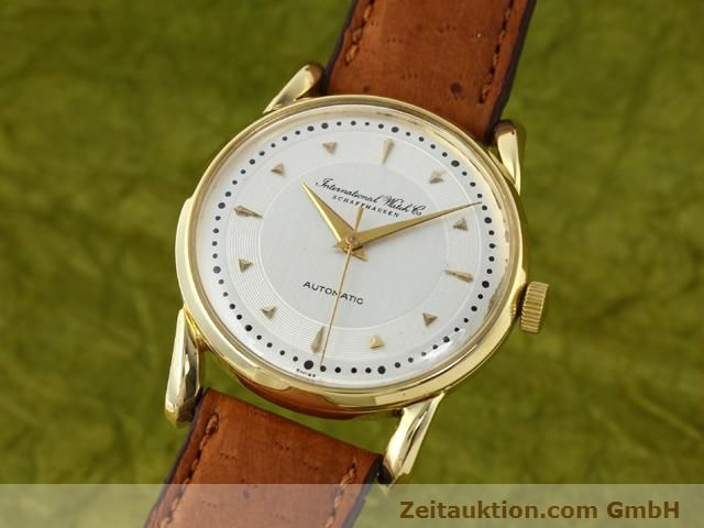 montre de luxe d occasion IWC * or 18 ct automatique Kal. C.85  | 140181 04