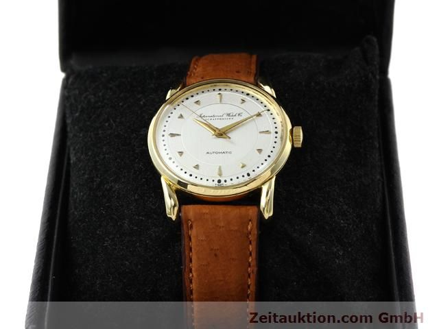 montre de luxe d occasion IWC * or 18 ct automatique Kal. C.85  | 140181 07