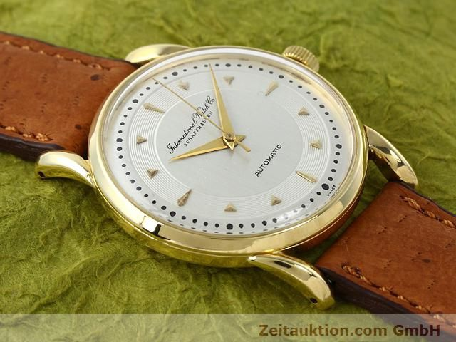 montre de luxe d occasion IWC * or 18 ct automatique Kal. C.85  | 140181 12