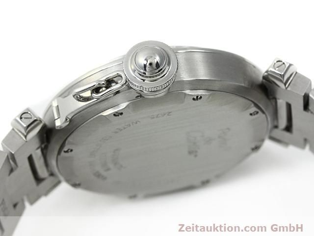 Used luxury watch Cartier Pasha steel automatic Kal. 052 (ETA 2892A2)  | 140183 08