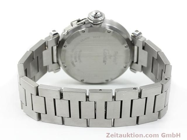 Used luxury watch Cartier Pasha steel automatic Kal. 052 (ETA 2892A2)  | 140183 12
