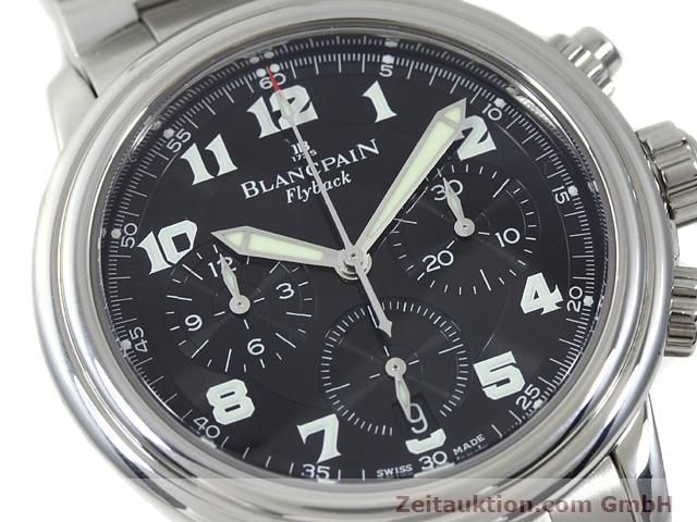Used luxury watch Blancpain Leman steel automatic Kal. F185  | 140185 02