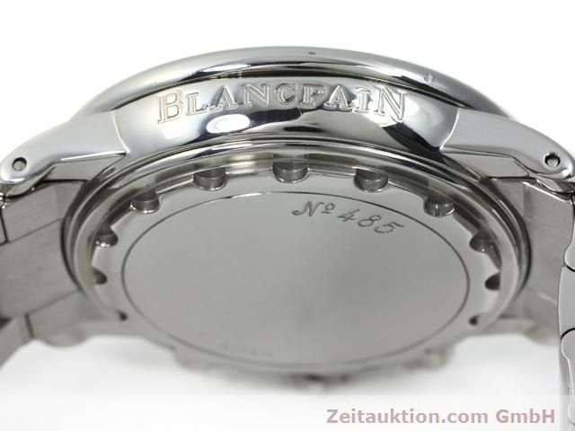 Used luxury watch Blancpain Leman steel automatic Kal. F185  | 140185 11