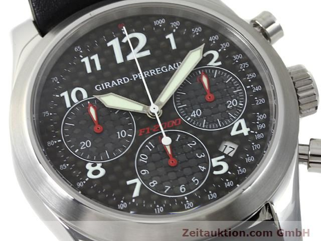 Used luxury watch Girard Perregaux Ferrari steel automatic Kal. 3370 Ref. 4956  | 140186 02