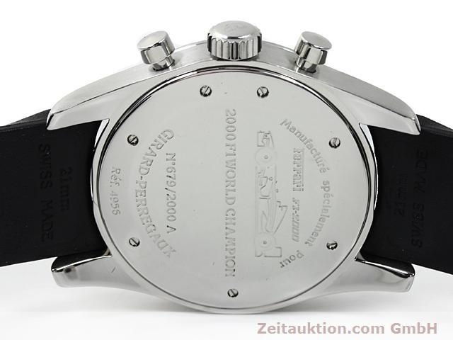Used luxury watch Girard Perregaux Ferrari steel automatic Kal. 3370 Ref. 4956  | 140186 09