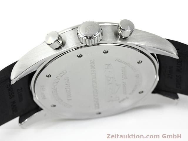 Used luxury watch Girard Perregaux Ferrari steel automatic Kal. 3370 Ref. 4956  | 140186 13
