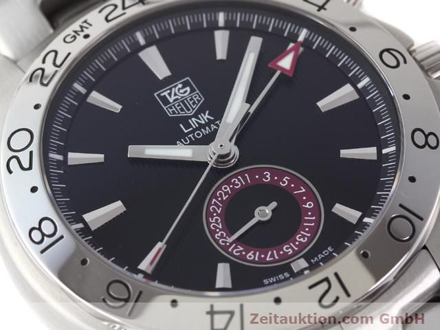 Used luxury watch Tag Heuer Link steel automatic Ref. WJF2115  | 140187 02