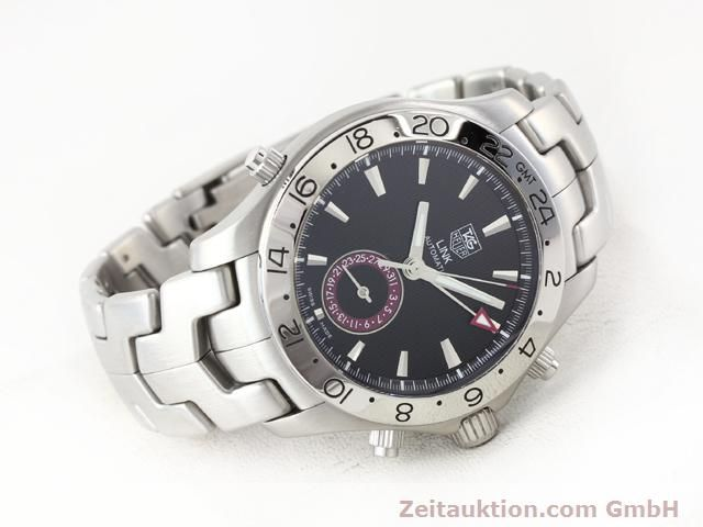Used luxury watch Tag Heuer Link steel automatic Ref. WJF2115  | 140187 03
