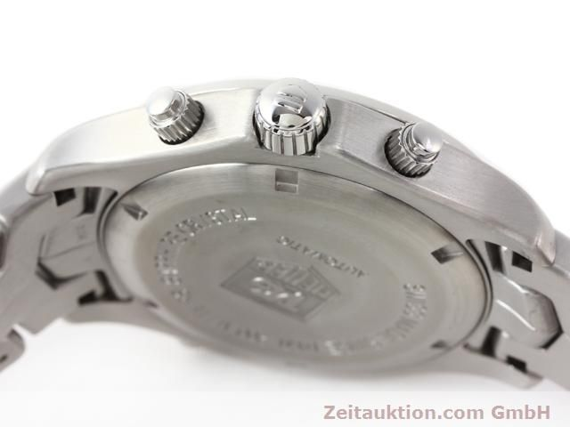 Used luxury watch Tag Heuer Link steel automatic Ref. WJF2115  | 140187 11