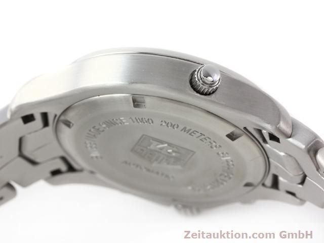 Used luxury watch Tag Heuer Link steel automatic Ref. WJF2115  | 140187 12