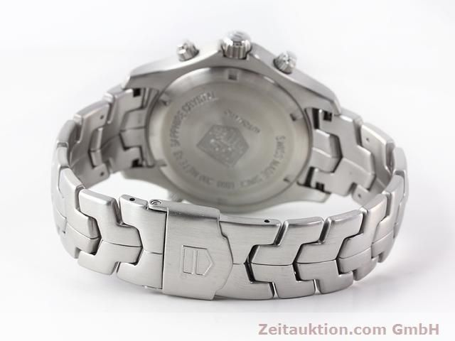 Used luxury watch Tag Heuer Link steel automatic Ref. WJF2115  | 140187 13