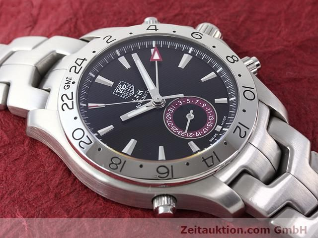 Used luxury watch Tag Heuer Link steel automatic Ref. WJF2115  | 140187 16