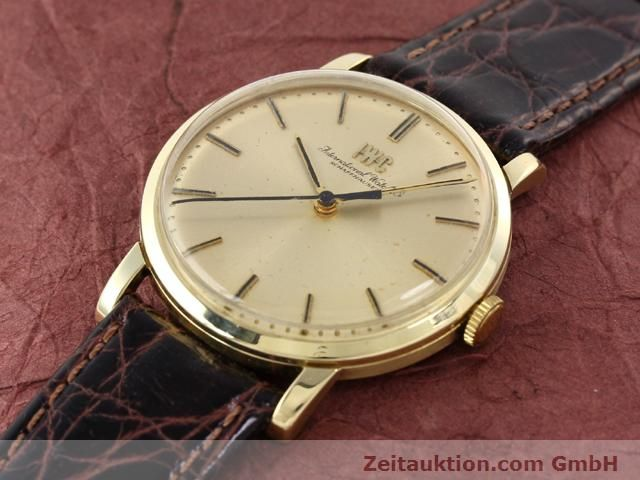 Used luxury watch IWC * 14 ct yellow gold manual winding Kal. 403 Ref. 2400  | 140188 01