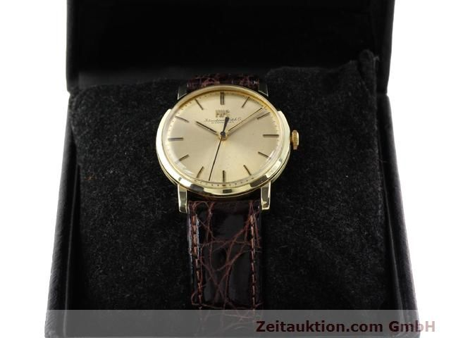 Used luxury watch IWC * 14 ct yellow gold manual winding Kal. 403 Ref. 2400  | 140188 07