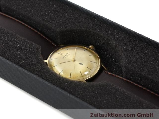 Used luxury watch Glashütte * gold-plated manual winding Kal. 70.3  | 140189 07