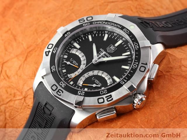 Used luxury watch Tag Heuer Aquaracer steel quartz Kal. S Ref. CAF7010  | 140190 01