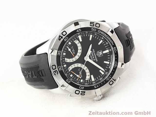 Used luxury watch Tag Heuer Aquaracer steel quartz Kal. S Ref. CAF7010  | 140190 03