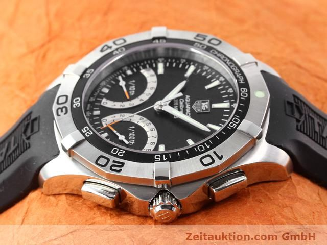 Used luxury watch Tag Heuer Aquaracer steel quartz Kal. S Ref. CAF7010  | 140190 05