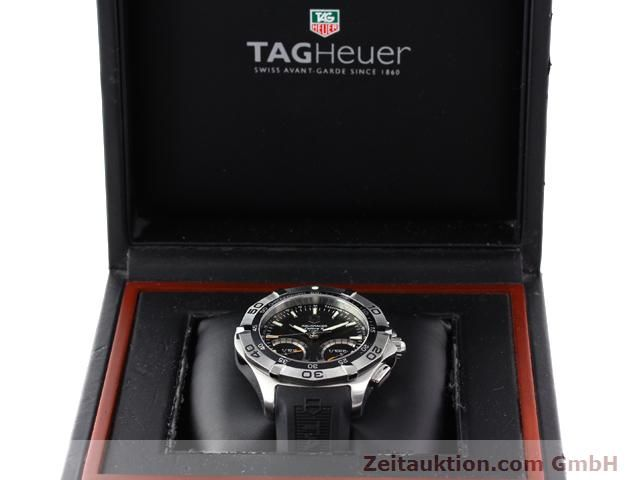 Used luxury watch Tag Heuer Aquaracer steel quartz Kal. S Ref. CAF7010  | 140190 07