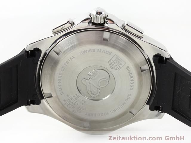 Used luxury watch Tag Heuer Aquaracer steel quartz Kal. S Ref. CAF7010  | 140190 09