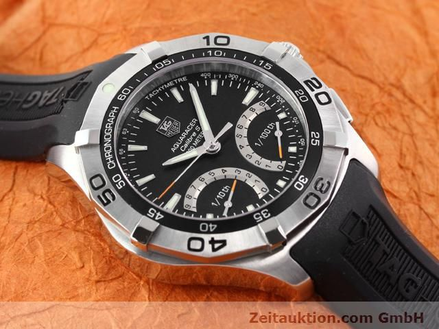 Used luxury watch Tag Heuer Aquaracer steel quartz Kal. S Ref. CAF7010  | 140190 13