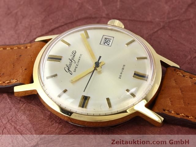 Used luxury watch Glashütte Spezimatic gold-plated automatic Kal. 75  | 140194 11