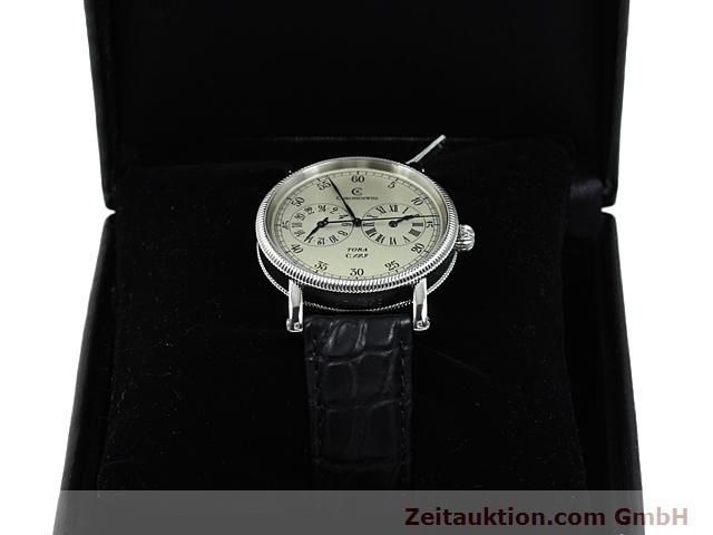 Used luxury watch Chronoswiss Tora steel automatic Kal. C.123 Ref. CH1323  | 140197 07