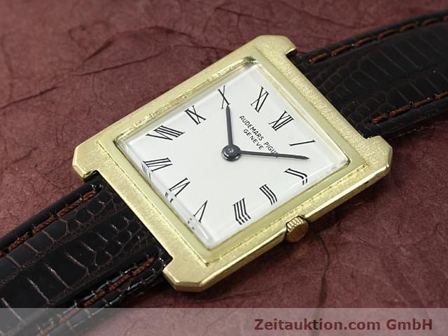 Used luxury watch Audemars Piguet * 18 ct gold manual winding Kal. 2003  | 140202 01