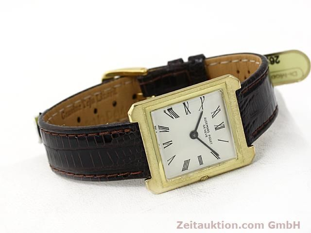 Used luxury watch Audemars Piguet * 18 ct gold manual winding Kal. 2003  | 140202 03