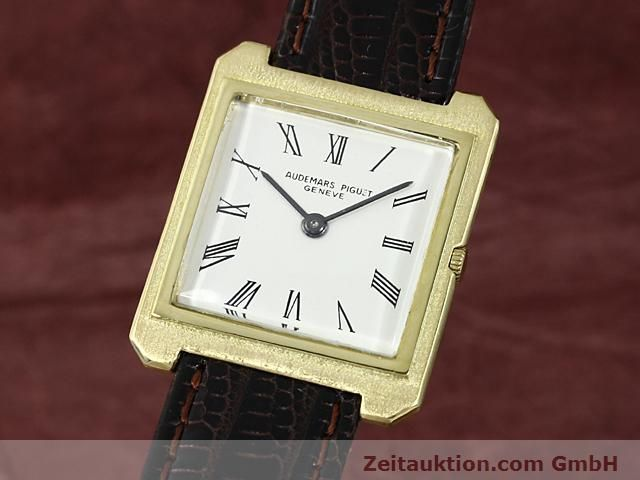 Used luxury watch Audemars Piguet * 18 ct gold manual winding Kal. 2003  | 140202 04