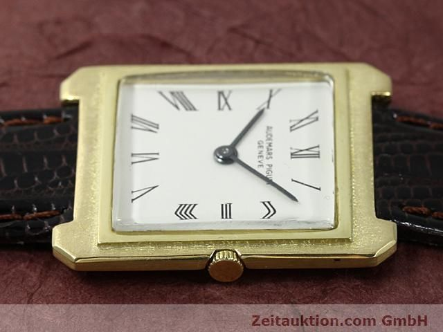 Used luxury watch Audemars Piguet * 18 ct gold manual winding Kal. 2003  | 140202 05
