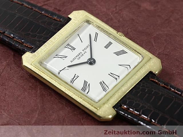 Used luxury watch Audemars Piguet * 18 ct gold manual winding Kal. 2003  | 140202 12