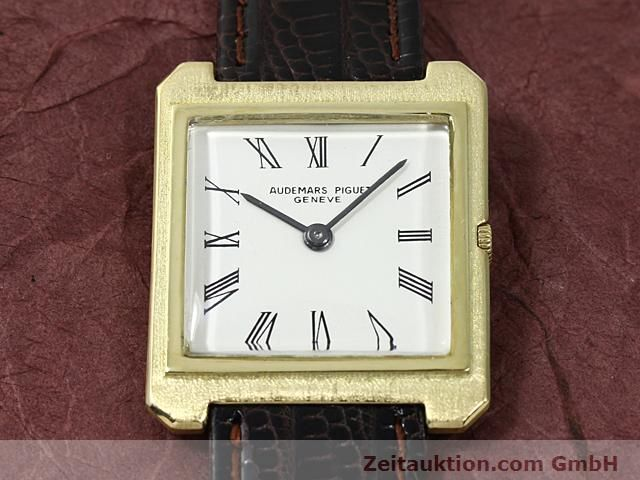 Used luxury watch Audemars Piguet * 18 ct gold manual winding Kal. 2003  | 140202 13