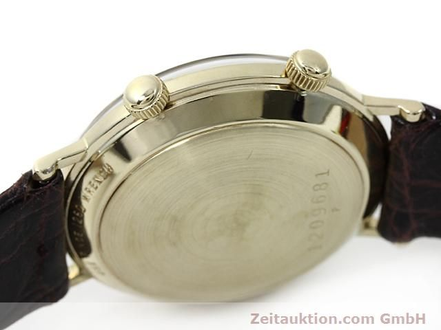 Used luxury watch Jaeger Le Coultre Memovox gold-plated manual winding Kal. K911 Ref. E11008  | 140204 11