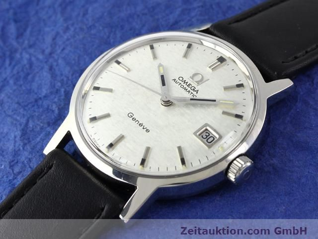 Used luxury watch Omega * steel automatic Kal. 565 Ref. 166070  | 140205 01