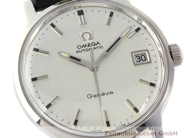Used luxury watch Omega * steel automatic Kal. 565 Ref. 166070  | 140205 02