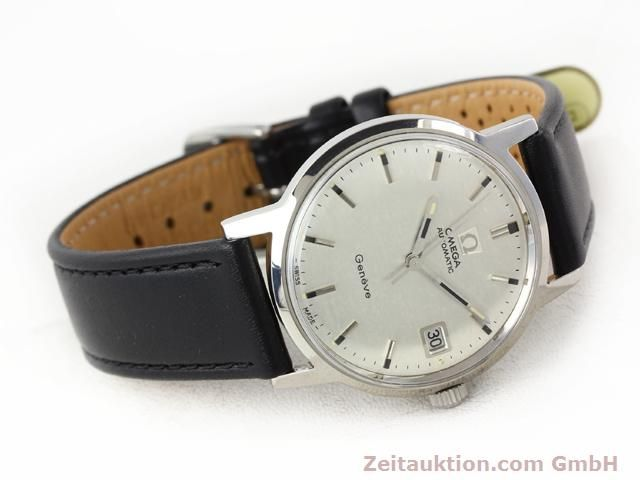 Used luxury watch Omega * steel automatic Kal. 565 Ref. 166070  | 140205 03