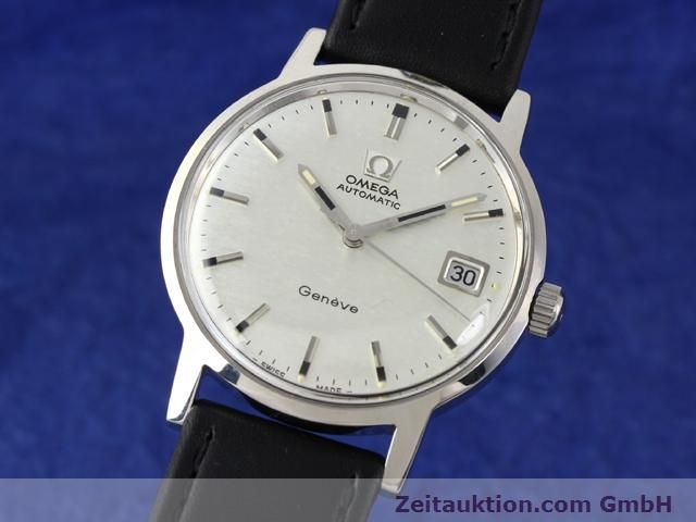 Used luxury watch Omega * steel automatic Kal. 565 Ref. 166070  | 140205 04