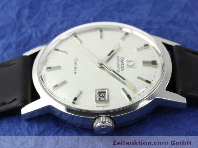 Used luxury watch Omega * steel automatic Kal. 565 Ref. 166070  | 140205 05