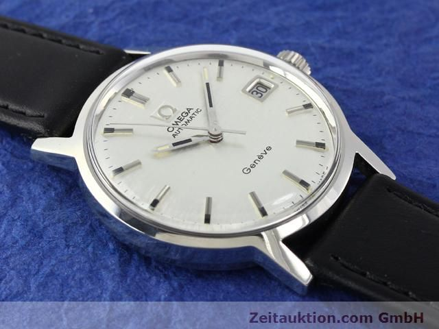 Used luxury watch Omega * steel automatic Kal. 565 Ref. 166070  | 140205 13
