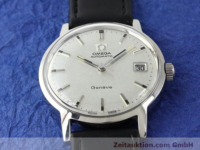 Used luxury watch Omega * steel automatic Kal. 565 Ref. 166070  | 140205 14